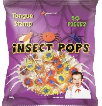 insect pops