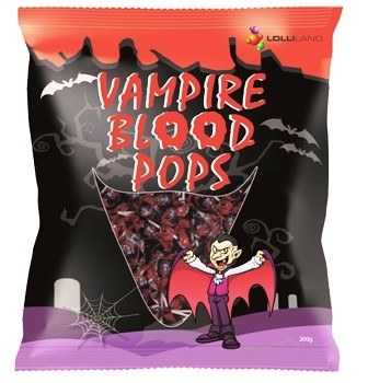 vampire blood pops